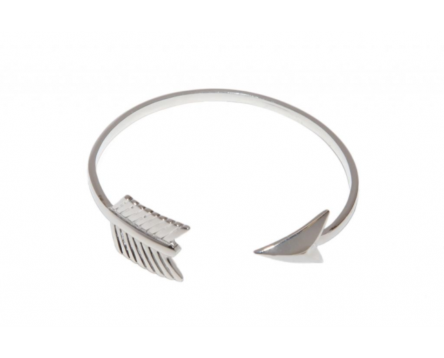 Arrow Adjustable Cuff Bracelet