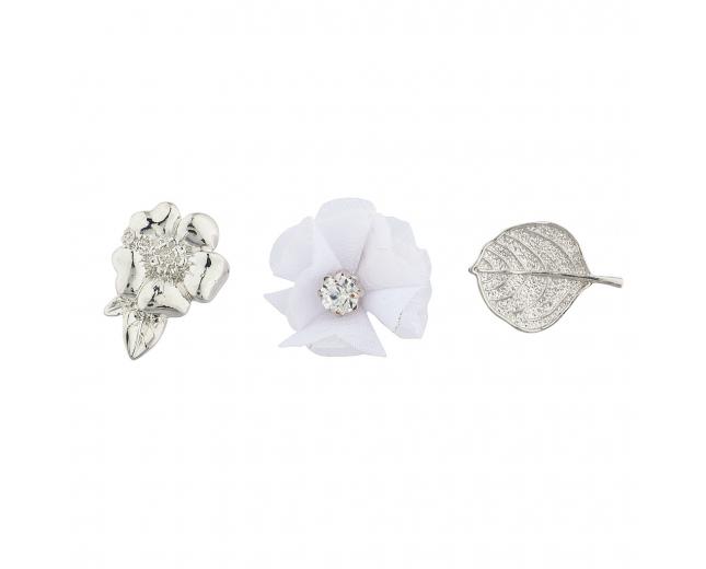 """Flowers"" Pin set (3PC)"