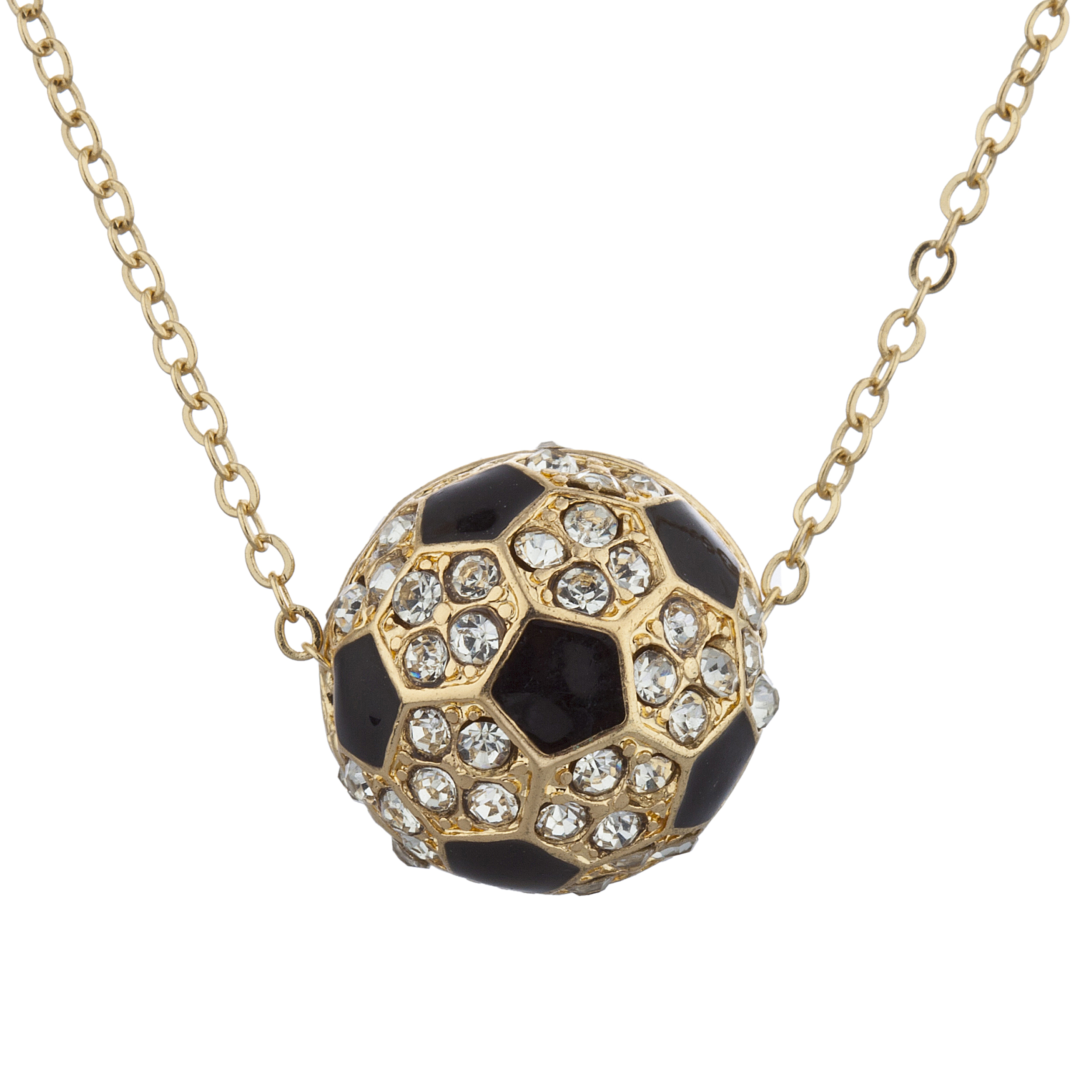 soccer team name necklace personalized girls pin pendant