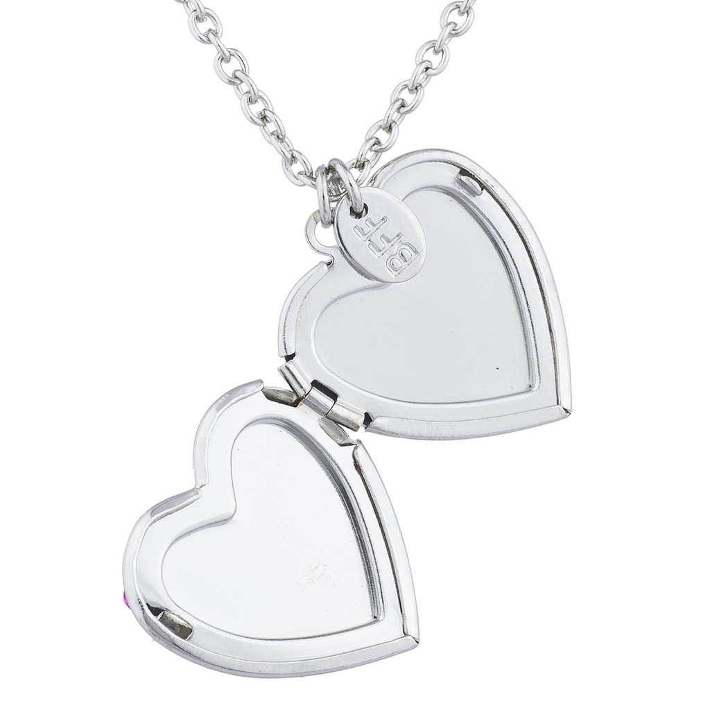 by best pouches forever heart lockets friends friend in part velvet amazon silver includes and plated dp three ananth jewels jewellery necklaces gift