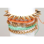 Stretch Spike Frienship Bracelets