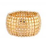 All Circles Shiny Stretch Bracelet