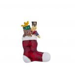 Holiday Christmas Xmas Stocking Stuffer Gifts Brooch Pin