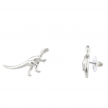 T Rex Dinosaur Animal Trex Stud Earrings Women's Kids & Girls.
