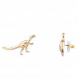 T Rex Dinosaur Animal Trex Stud Earrings Women's Kids & Girls