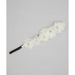 Kids Girls Ivory Flower Headband