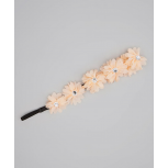 Kids Girls Peach Flower Headband