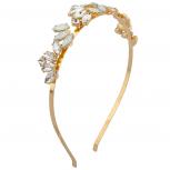 Glamour Stone Hard Headband