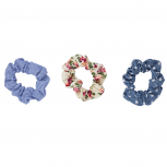 Fabric Elastic Scrunches (3PC)
