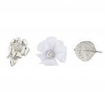 """Flowers"" Pin set (3PC)"