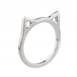 Cat Ears Meow Ring