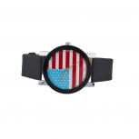 Americana American Flag July 4th Independence Day Black Watch
