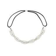 Stretch Fit Headband Head Piece Hair Accessory