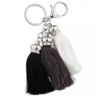 Tassel Keychain Bag charm Set hats in this season? Bag Charms