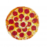 Pizza Pie Decal Trendy Kids Adult Toy Circle Fidget Spinner